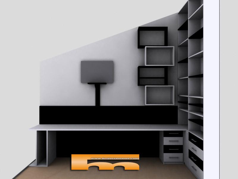Estudio a medida castellbell vilar olga - Studio barcelona muebles ...