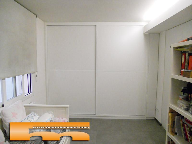 Puertas de armarios empotrados correderas puertas de - Armarios empotrados barcelona ...