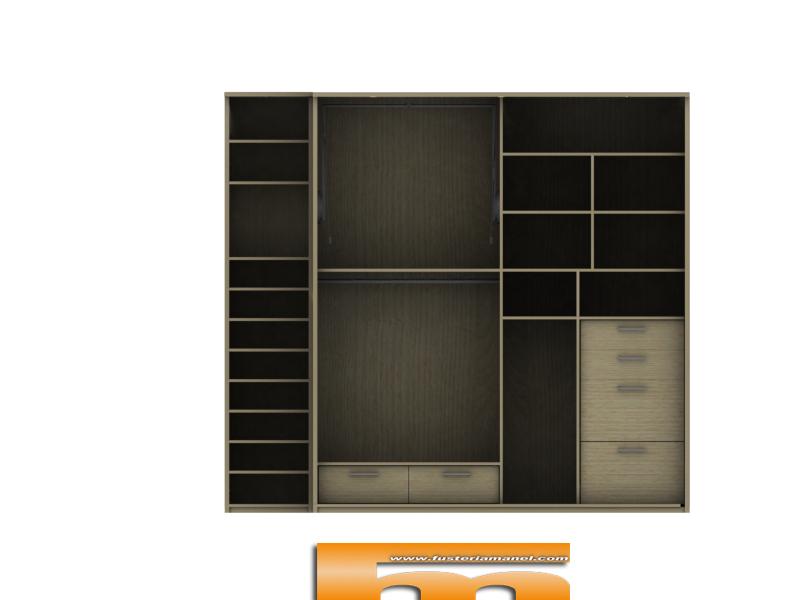 Casa residencial familiar julio 2014 - Armario 3 puertas correderas ...