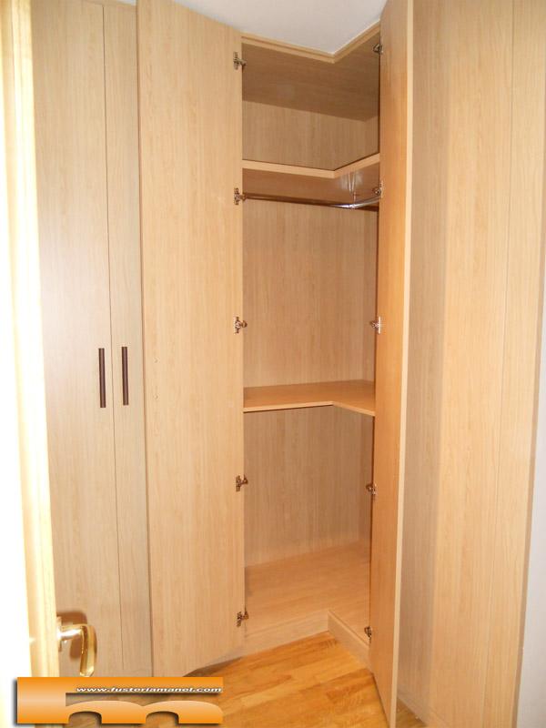 Armarios a medida baratos amazing armario de madera a - Armarios hechos a medida ...