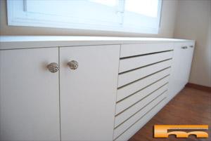 Muebles a medida ba o estanter as y mueble tv sant for Muebles a medida barcelona