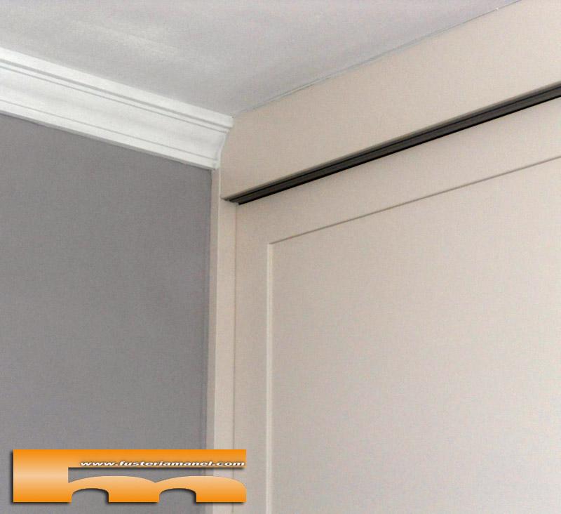Armarios A Medida Castelldefels : Armario a medida lacado moldura castelldefels eva