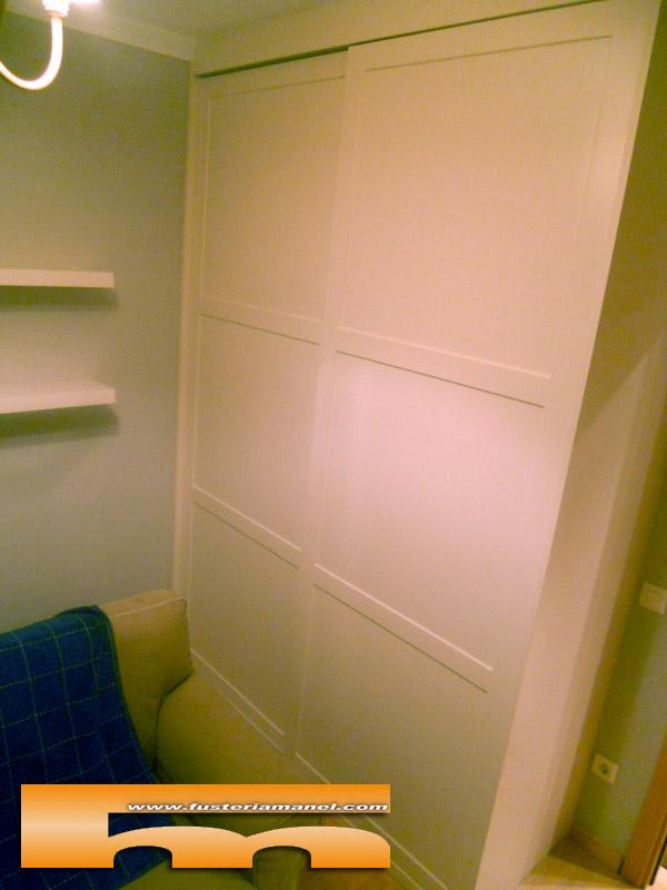armario conjunto cama nido