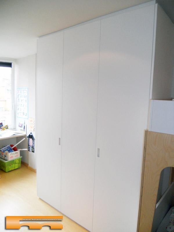 armario lacado a medida infantil barcelona susana