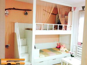 Literas camas realizadas habitaciones fichas - Escaleras para camas altas ...