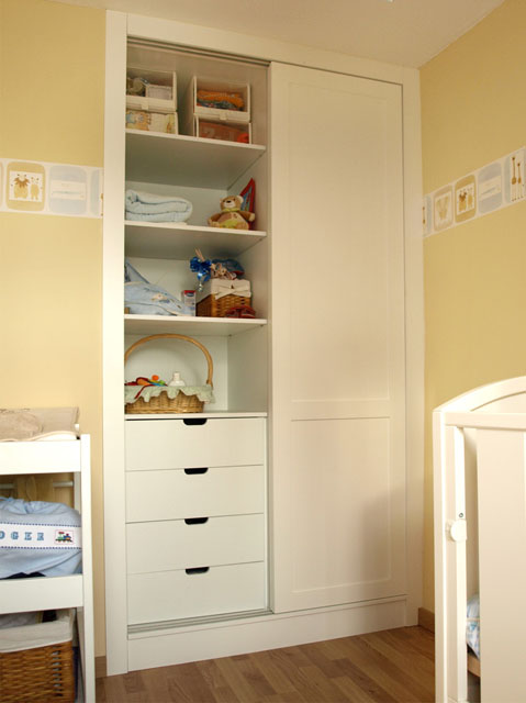 Armarios a medida vestidores armarios infantiles - Armarios para espacios pequenos ...