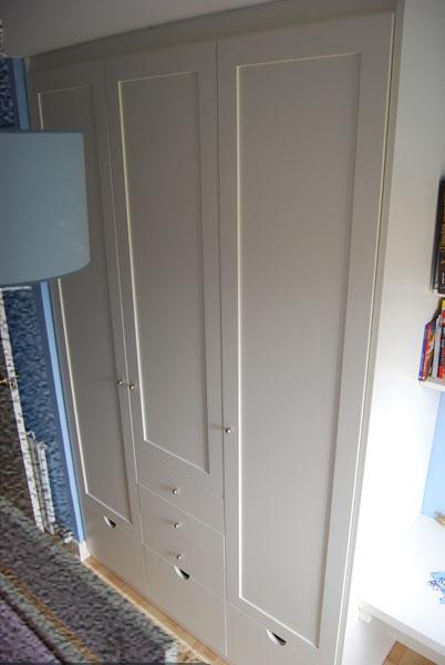 Armarios a medida vestidores armarios infantiles - Disenar armarios empotrados ...