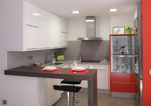 Muebles de cocina montaje y dise o de cocinas muebles a - Disenos de muebles de cocina ...