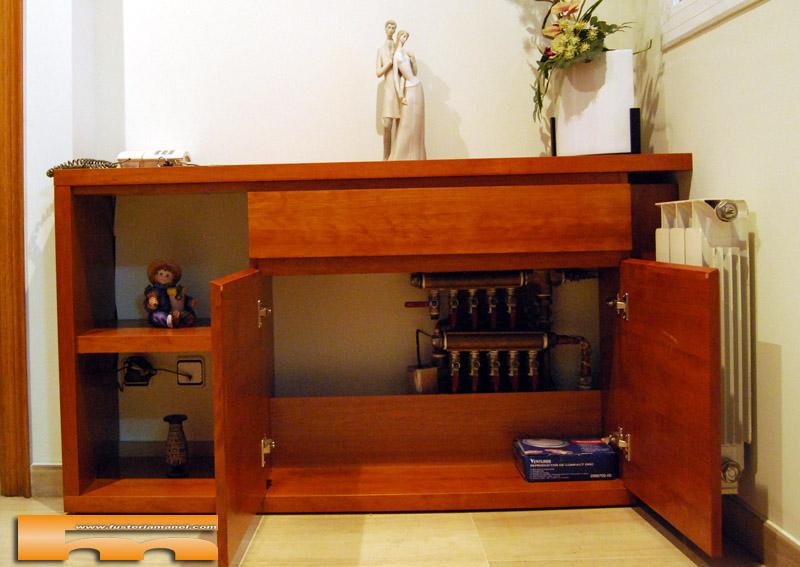 mueble-recibidor-a-medida-cerezo-mandos-interiores-rubi-barcelona-rosalia