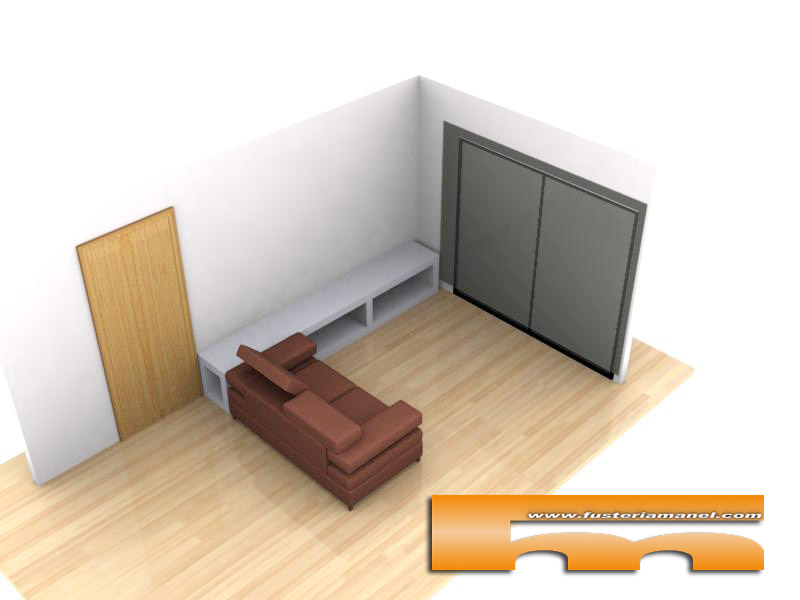 mueble-tv-a-medida-decoracion-salon-barcelona_3d