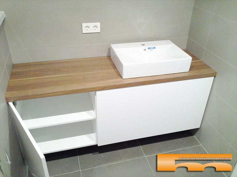 Pintar mueble de bao lacado cool perfect excepcional muebles bao online con respecto a muebles - Como pintar sobre formica ...